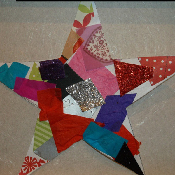 Star Collage by Kevin